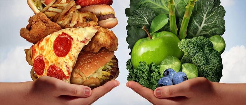 Različite dijete i načini prehrane