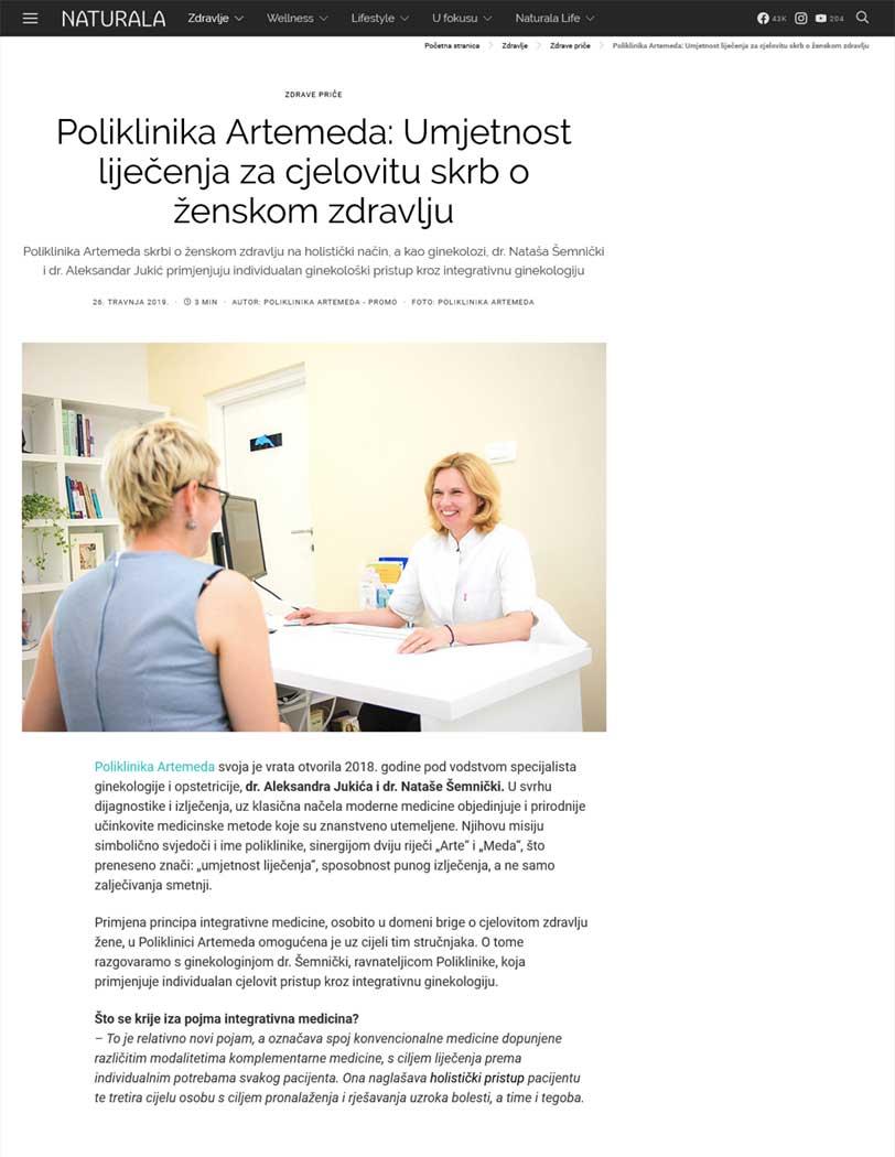 Integrativna ginekologija ima rješenje za neredovite menstruacije, PCOS, endometriozu…